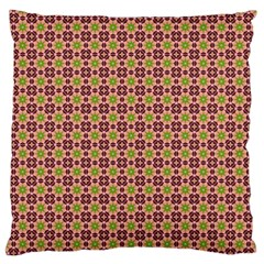 Cute Seamless Tile Pattern Gifts Large Flano Cushion Cases (One Side)