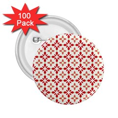 Cute Seamless Tile Pattern Gifts 2 25  Buttons (100 Pack)