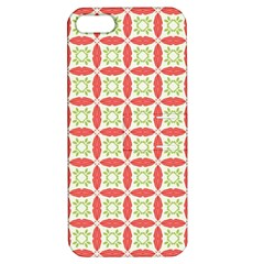 Cute Seamless Tile Pattern Gifts Apple Iphone 5 Hardshell Case With Stand
