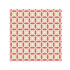 Cute Seamless Tile Pattern Gifts Small Satin Scarf (Square)