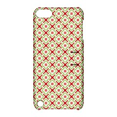 Cute Seamless Tile Pattern Gifts Apple Ipod Touch 5 Hardshell Case With Stand
