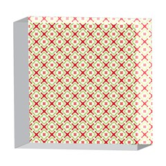 Cute Seamless Tile Pattern Gifts 5  x 5  Acrylic Photo Blocks