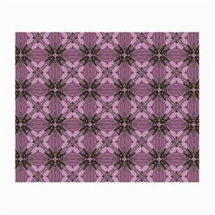 Cute Seamless Tile Pattern Gifts Small Glasses Cloth