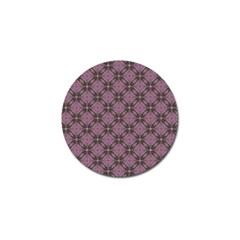 Cute Seamless Tile Pattern Gifts Golf Ball Marker