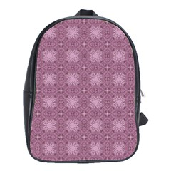 Cute Seamless Tile Pattern Gifts School Bags (xl)