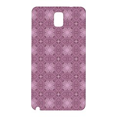 Cute Seamless Tile Pattern Gifts Samsung Galaxy Note 3 N9005 Hardshell Back Case
