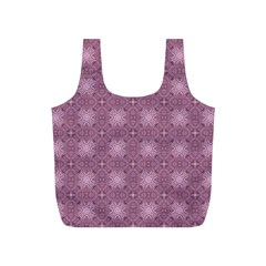 Cute Seamless Tile Pattern Gifts Full Print Recycle Bags (s)