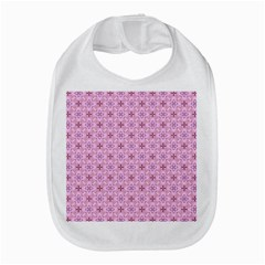 Cute Seamless Tile Pattern Gifts Bib