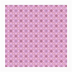 Cute Seamless Tile Pattern Gifts Medium Glasses Cloth (2 Side)