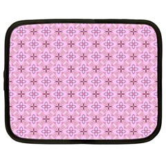 Cute Seamless Tile Pattern Gifts Netbook Case (xxl)