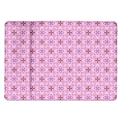 Cute Seamless Tile Pattern Gifts Samsung Galaxy Tab 10 1  P7500 Flip Case