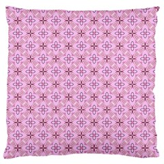 Cute Seamless Tile Pattern Gifts Standard Flano Cushion Cases (two Sides)