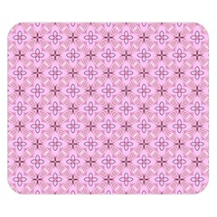 Cute Seamless Tile Pattern Gifts Double Sided Flano Blanket (Small)