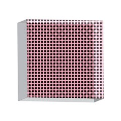 Cute Seamless Tile Pattern Gifts 4 x 4  Acrylic Photo Blocks
