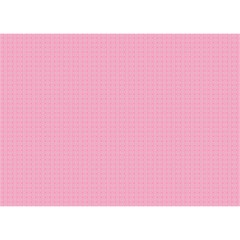 Cute Seamless Tile Pattern Gifts Birthday Cake 3d Greeting Card (7x5)