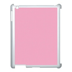 Cute Seamless Tile Pattern Gifts Apple Ipad 3/4 Case (white)