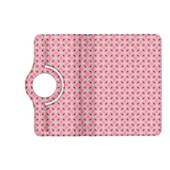Cute Seamless Tile Pattern Gifts Kindle Fire Hd (2013) Flip 360 Case