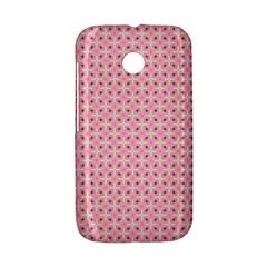 Cute Seamless Tile Pattern Gifts Motorola Moto E