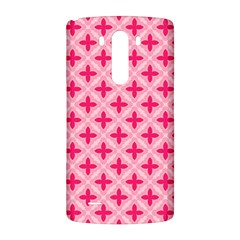 Cute Seamless Tile Pattern Gifts LG G3 Back Case