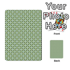 Cute Seamless Tile Pattern Gifts Multi Purpose Cards (rectangle)