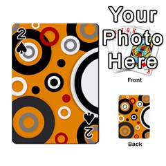 Image Playing Cards 54 Designs