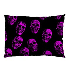 Purple Skulls  Pillow Cases (Two Sides)
