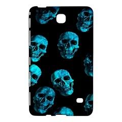 Skulls Blue Samsung Galaxy Tab 4 (7 ) Hardshell Case