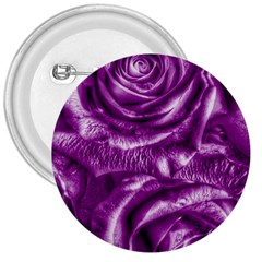 Gorgeous Roses,purple  3  Buttons