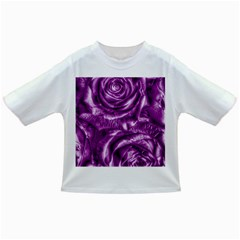 Gorgeous Roses,purple  Infant/toddler T Shirts