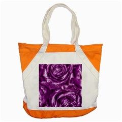 Gorgeous Roses,purple  Accent Tote Bag