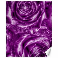 Gorgeous Roses,purple  Canvas 16  x 20