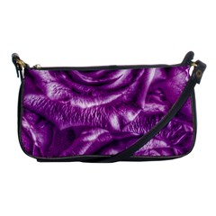Gorgeous Roses,purple  Shoulder Clutch Bags