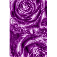 Gorgeous Roses,purple  5.5  x 8.5  Notebooks