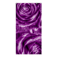 Gorgeous Roses,purple  Shower Curtain 36  X 72  (stall)