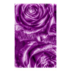 Gorgeous Roses,purple  Shower Curtain 48  x 72  (Small)