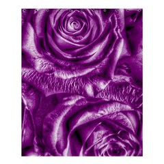 Gorgeous Roses,purple  Shower Curtain 60  x 72  (Medium)
