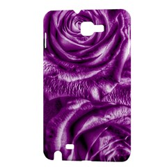 Gorgeous Roses,purple  Samsung Galaxy Note 1 Hardshell Case