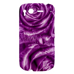 Gorgeous Roses,purple  HTC Desire S Hardshell Case