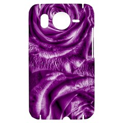 Gorgeous Roses,purple  HTC Desire HD Hardshell Case