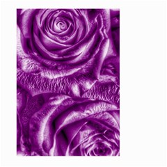 Gorgeous Roses,purple  Large Garden Flag (Two Sides)