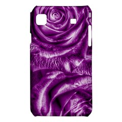 Gorgeous Roses,purple  Samsung Galaxy S i9008 Hardshell Case