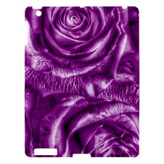 Gorgeous Roses,purple  Apple iPad 3/4 Hardshell Case