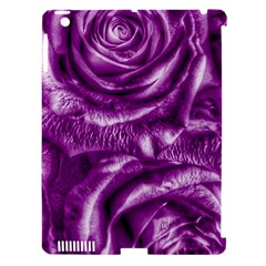 Gorgeous Roses,purple  Apple iPad 3/4 Hardshell Case (Compatible with Smart Cover)