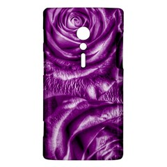 Gorgeous Roses,purple  Sony Xperia ion