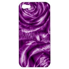 Gorgeous Roses,purple  Apple iPhone 5 Hardshell Case