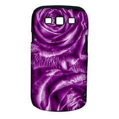 Gorgeous Roses,purple  Samsung Galaxy S Iii Classic Hardshell Case (pc+silicone)