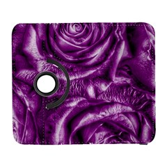 Gorgeous Roses,purple  Samsung Galaxy S  III Flip 360 Case