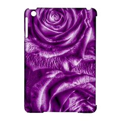 Gorgeous Roses,purple  Apple iPad Mini Hardshell Case (Compatible with Smart Cover)