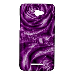 Gorgeous Roses,purple  HTC Butterfly X920E Hardshell Case