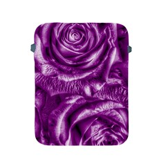 Gorgeous Roses,purple  Apple Ipad 2/3/4 Protective Soft Cases